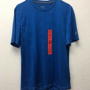 ASICS Men's Favorite Printed Short Sleeve Top